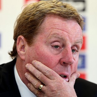 Harry Redknapp, pictured, is still interested in Peter Odemwingie