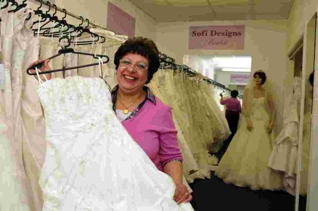 Andover Advertiser: Fatmas Sofi, at in her newly enlarge premises on the Houndmills Estate, Basingstoke