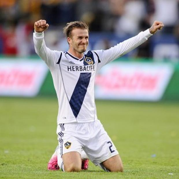 David Beckham is currently without a club after leaving MLS side LA Galaxy