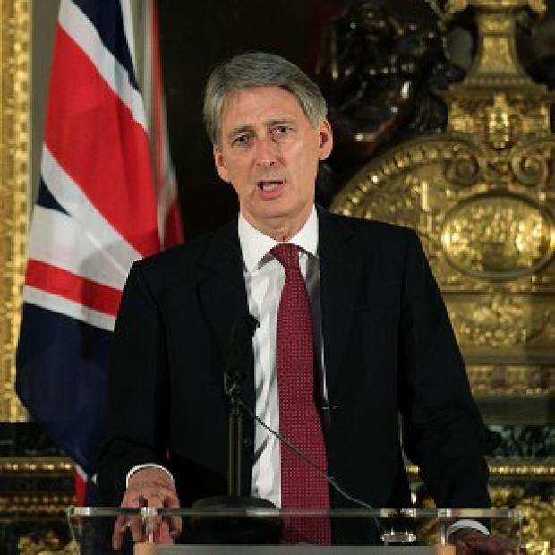 Andover Advertiser: The warning came as Defence Secretary Philip Hammond published a detailed equipment plan for the next 10 years