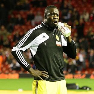 Christopher Samba has passed a medical at QPR