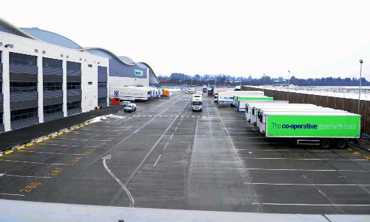 Rat-run lorries land the Co-op with fines bill of £371,000