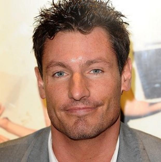 Dean Gaffney is receiving treatment in hospital after being injured in a car crash