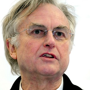 Professor Richard Dawkins argued that religion hindered scientific endeavour by 'peddling false explanations'