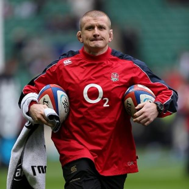 Graham Rowntree does not want England to rest on their laurels
