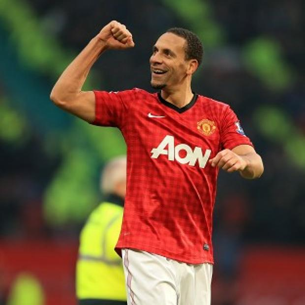Rio Ferdinand wants to stay at Manchester United