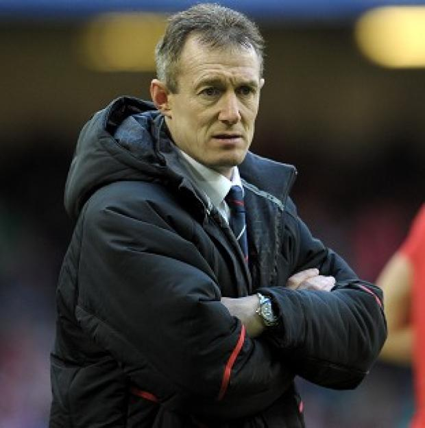 Rob Howley described his side's performance as 'frustrating and disappointing'