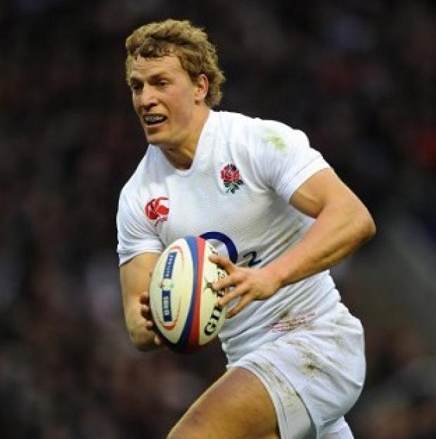 Billy Twelvetrees made a massive impression on his England debut