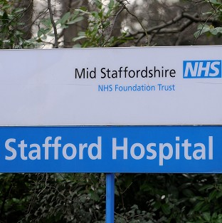 A copy of a report into serious failings at Mid Staffordshire NHS Foundation Trust has been given to the Prime Minister