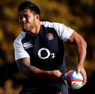 Manu Tuilagi has recovered from an ankle injury