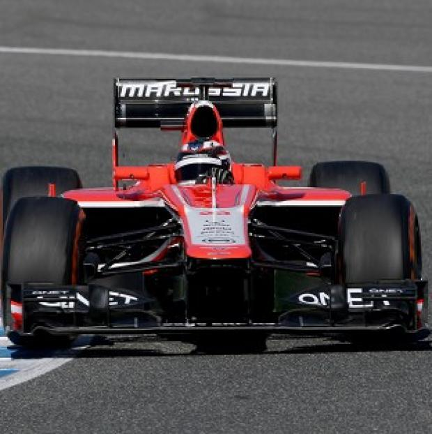 Luiz Razia will race for Marussia in 2013
