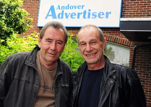 Tributes pour in as 'Mr Andover' Reg presley dies aged 71