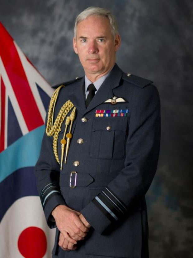 Air Marshal Sir Andrew Pulford