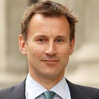 Jeremy Hunt said the Government aims to create a system where older people needing care do not have to sell their homes
