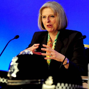 Home Secretary Theresa May will announce new vetting procedures as part of an 'integrity charter' for the police