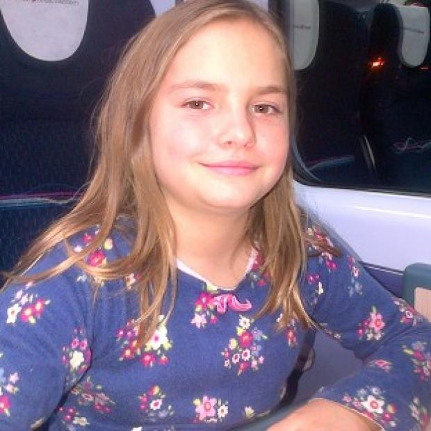 Andover Advertiser: Jemima Prees, 10, died after hitting a tree at high speed while skiing in the Austrian Alps on a half term holiday with her family (Wiltshire Police/PA)