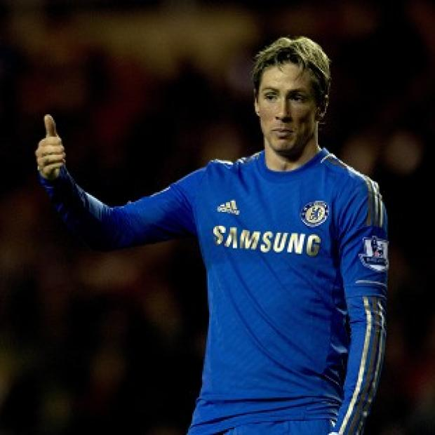 Fernando Torres is almost certain to start for Chelsea against Sparta Prague