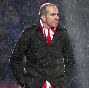 Paolo Di Canio left his position as Swindon manager on Monday night
