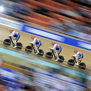 Great Britain will ride for gold in the men's team pursuit at the World Championships