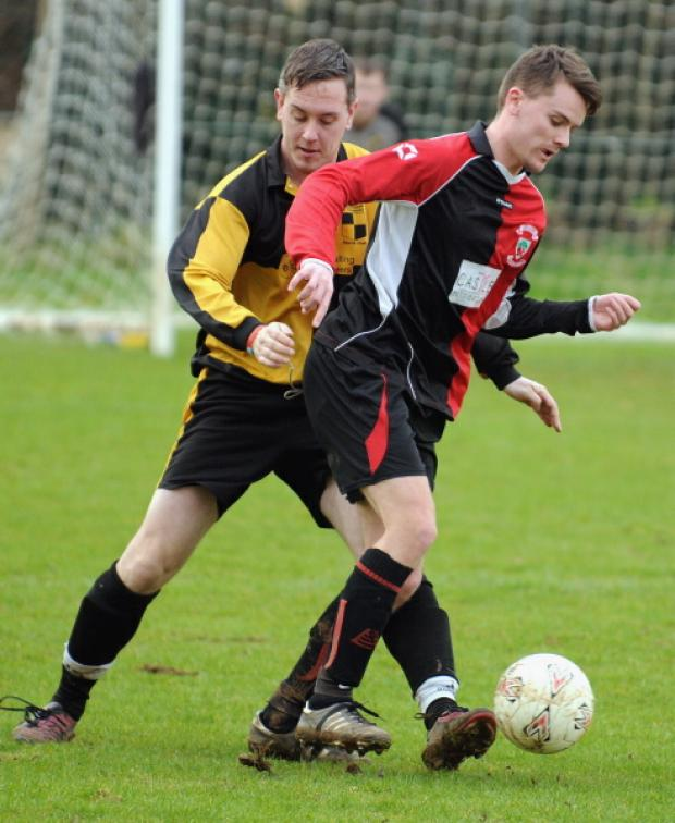 Action from Andover Lions win at Michelmersh and Timsbury
