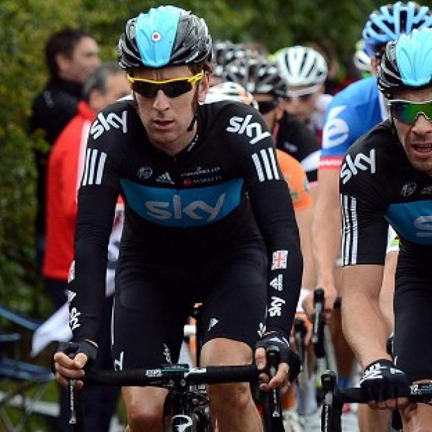 Bradley Wiggins could be among those taking part in the Giro d'Italia in Ireland