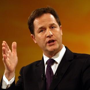 Nick Clegg said he hoped he had given 'a full, frank, honest account'