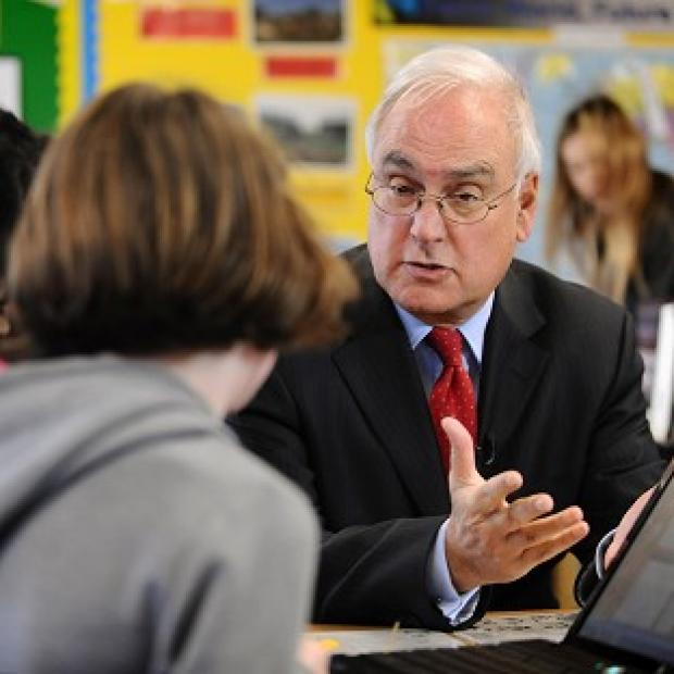 Andover Advertiser: Chief inspector Sir Michael Wilshaw warned that some school governors are not 'up to scratch'