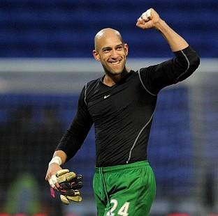 Tim Howard is hoping Everton can beat Wigan in the quarter-finals so they can return to Wembley