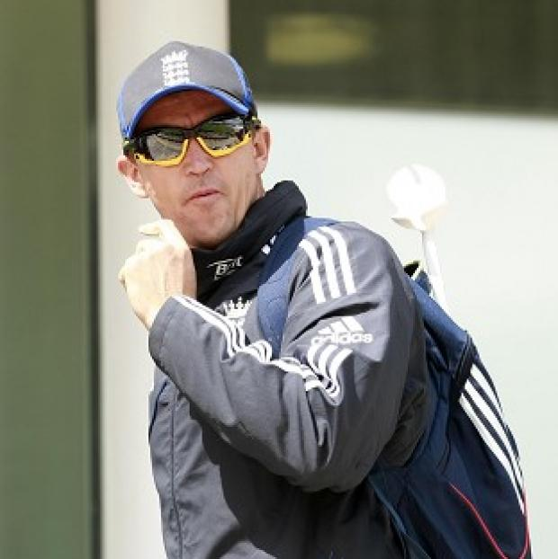 Andy Flower is back with England for the first time since their historic series win in India last year