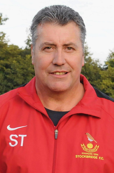 Stuart Thomson ended his 17 years at the Rec with cup success