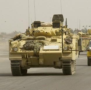 The 7th Armoured Brigade will not keep its tank capacity, it was announced