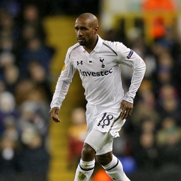 Jermain Defoe is confident Spurs will finish above Arsenal