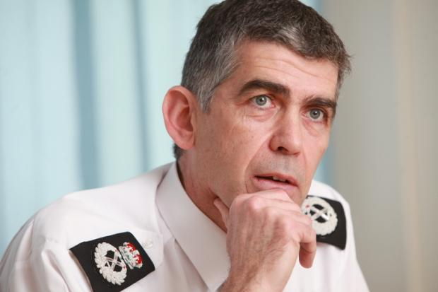 Chief Constable Andy Marsh