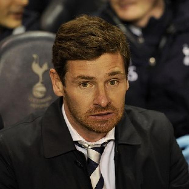 Boss Andre Villas-Boas feels Spurs are in a great position after the win
