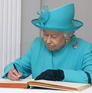 The Queen cancelled an appearance at Westminster Abbey to attend a service celebrating the Commonwealth