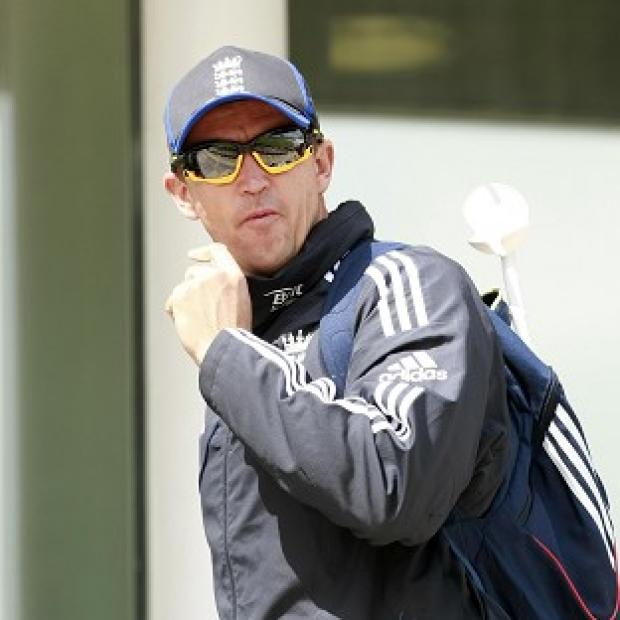 Andy Flower is delighted to be leaving Dunedin all square after England salvaged a draw in the first Test against New Zealand