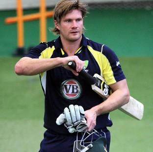Shane Watson was dropped for the third Test against India