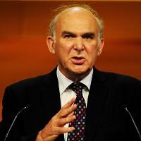 Vince Cable, who earlier held open the prospect of a revolt, said a solution had been found to sidestep the opposition's 'cynical games'