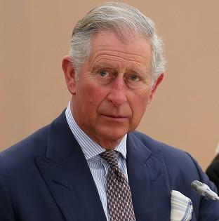 The Prince of Wales has visited a refugee camp in Jordan which is home to people fleeing the Syrian civil war