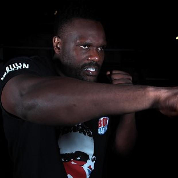 Dereck Chisora has regained the license that was taken away from him almost a year ago
