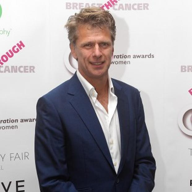 Andrew Castle (pictured) and Mark Petchey have criticised Roger Draper.
