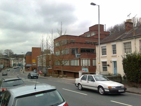 Andover Road: ripe for redevelopment