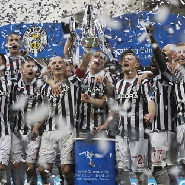 St Mirren have won the Scottish League Cup at Hampden