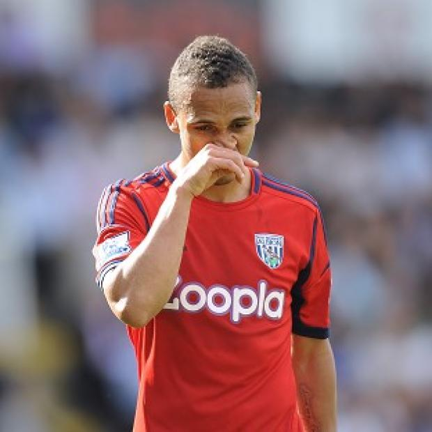 Peter Odemwingie could attempt to buy himself out of his West Brom contract