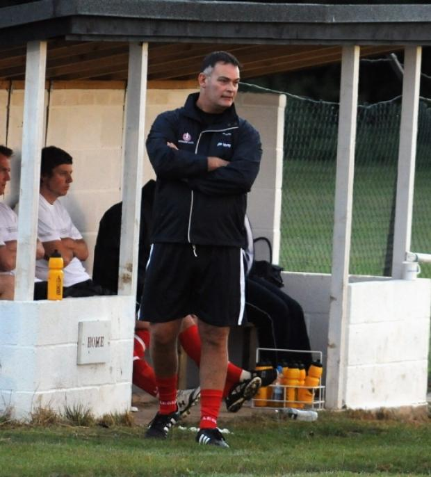 Whitchurch boss Jim Macey