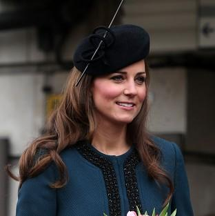 The pregnant Duchess of Cambridge is expected to keep her feet firmly on the ground when she visits a Scout camp