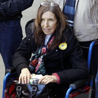 Anne Williams's 15-year-old son Kevin died at Hillsborough