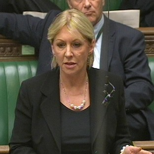 Maverick Tory MP Nadine Dorries had suggested a pact with Ukip