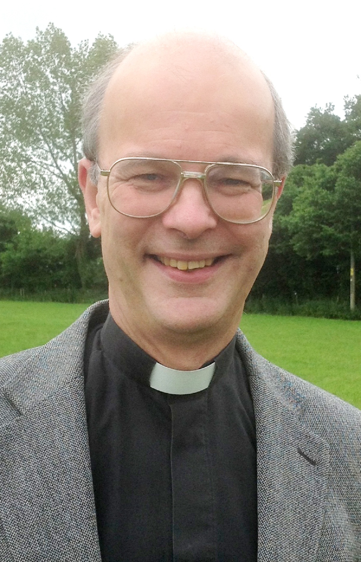 Mr Jackson said the new role would allow him to devote his attention to parochial and pastoral ministry.