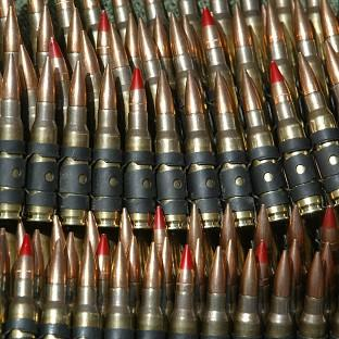 Three export licences for the sale of arms and other military-